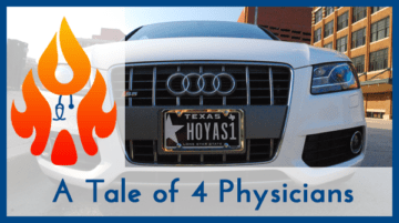 A Tale of 4 Physicians: The Impact of Lifestyle