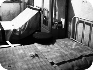 alcatraz hospital beds