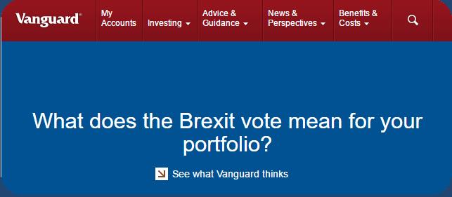 VanguardBrexit