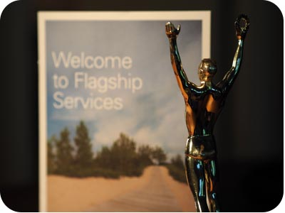 vanguard flagship services