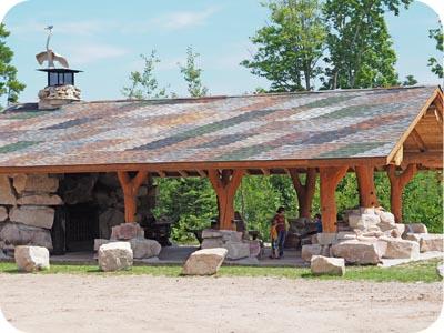 lakenenland pavilion