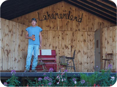 lakenenland stage