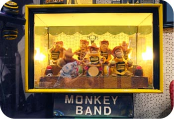 Third Man Records Monkey Band