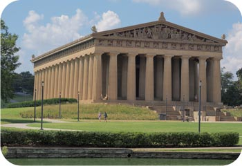 Nashville Parthenon HDR
