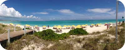 Turks Caicos Beach