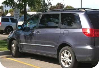 WCI minivan