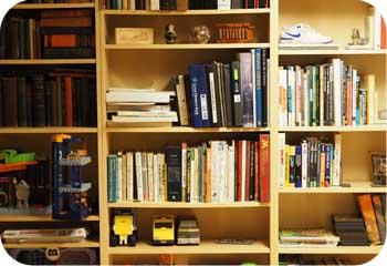 ikea billy bookshelves