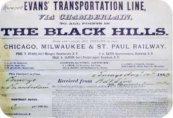 Black Hills railroad