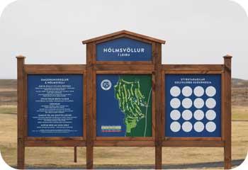 Holmsvollur Golf Course