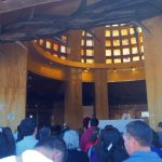 mass at Cristo Rey