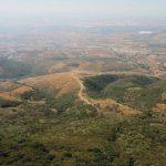 the view from Cerro del Cubilete