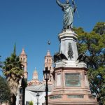Hidalgo statue in Dolores Hidalgo