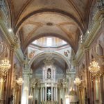 mass in a beatiful Mexican church