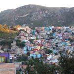 Guanajuato valley