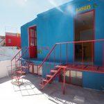 Terrazza y Limon classrooms, Escuela Falcon