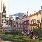 Plaza de le Paz, Guanajuato