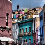 Guanajuato from the street
