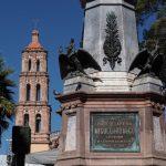 al parque de la patria Miguel Hidalgo 1887