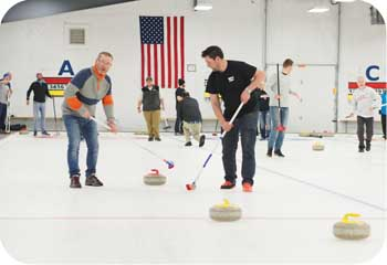 curling disability