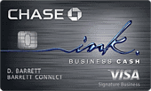 Chase Ink Business Cash 170