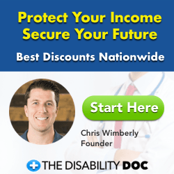 Disability Doc Insurance Page