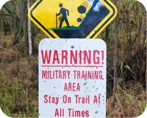 MilitaryTrainingArea