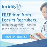 Lucidity locums