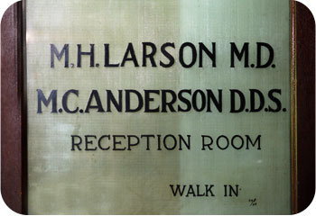 Milo H. Larson MD