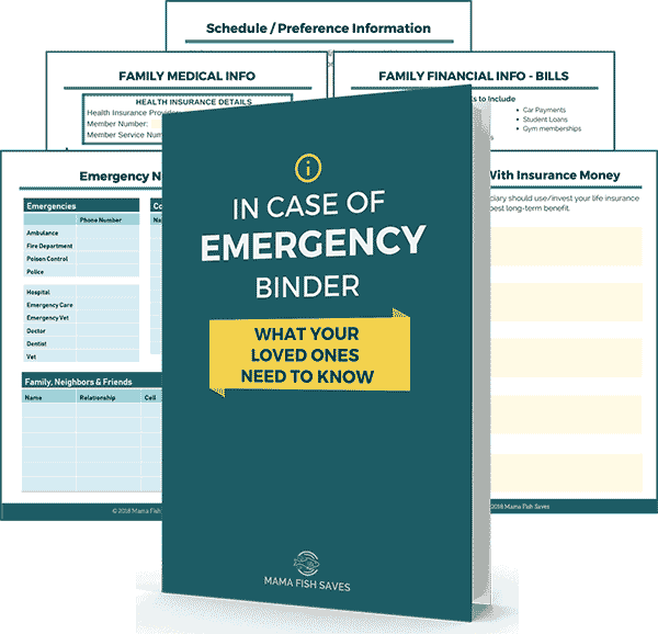 The Importance of a Legacy Binder: The In Case of ...