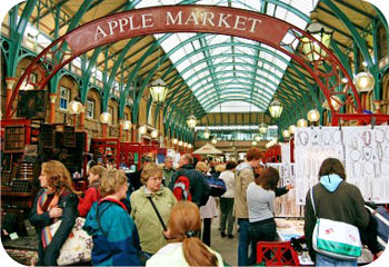 Apple Market London