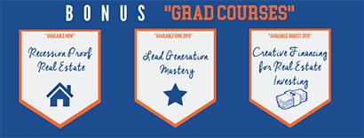 Real Estate Grad Courses