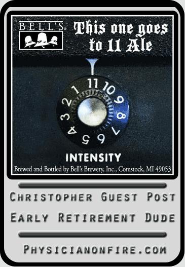 CGP Early Retirement Dude