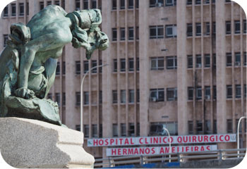 Hospital in Havana