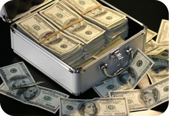 Briefcase Money