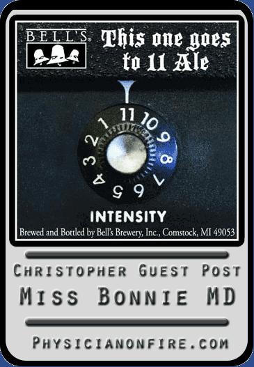 CGP Miss Bonnie MD