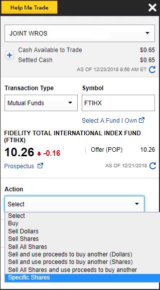 Fidelity TLH 10 1