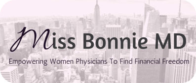 Miss Bonnie MD logo
