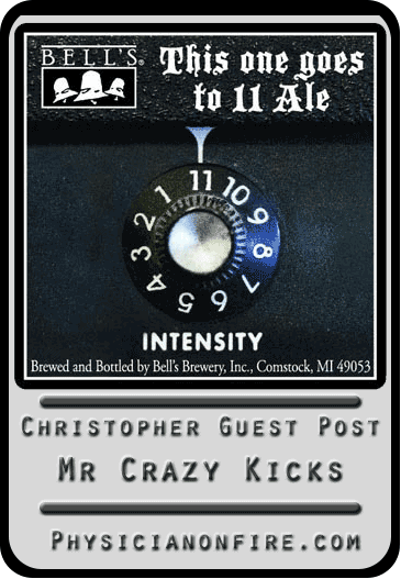 CGP mr crazy kicks