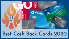 The Best Cash Back Credit Cards in 2021
