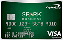 CapitalOne Spark Cash for Business
