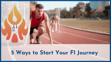 5 Ways to Get Started on Your Financial Independence Journey