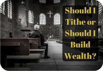 should you tithe