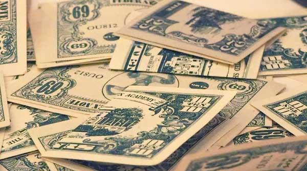 69 dollar bill