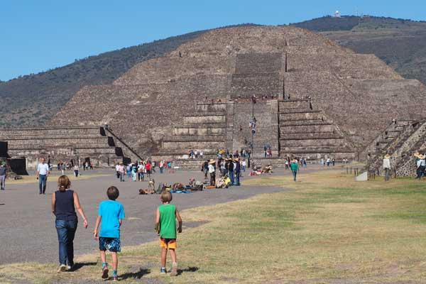 Worldschooling Teotihuacan