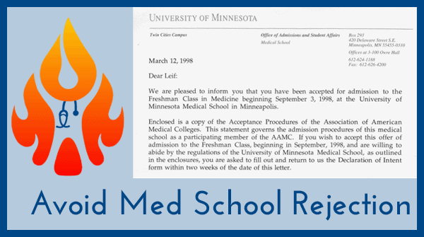 Med School Rejected