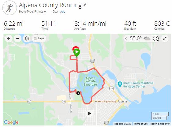 Alpena-10k-run