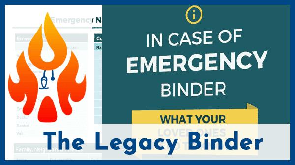 Legacy Binder