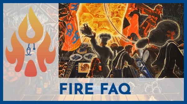 FIRE FAQ