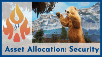 Asset Allocation (Part 1): The Security Bucket