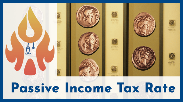 Passive Income Tax Rate